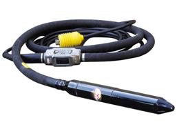 Concrete Vibrators, High Cycle Rental