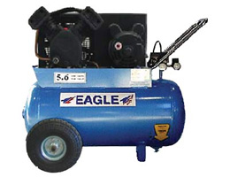 Electric Air Compressors Rental
