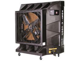 Refroidisseurs d'air par évaporation  Rental