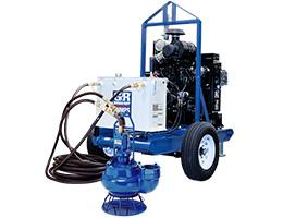 """3"""" Submersible Sludge Pump Rental"""