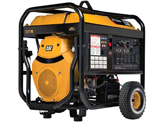 Cat RP12000E Portable Gas Generator