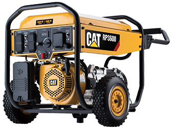 Cat® RP3600 Portable Gas Generator