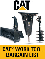 Cat Work Tool Bargain List