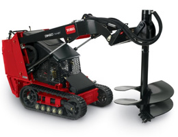 Dingo Compact Utility Loaders Rental