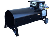 Direct Fired Construction Heaters
