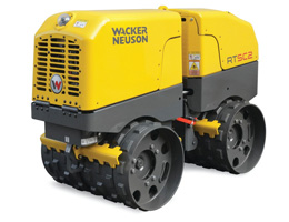 Trench Rollers Rental