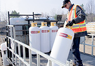 Bottled & Bulk Propane Sales