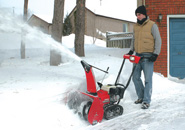 Small Snow Removal Equipment