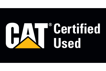 Cat Certified Used Equipment