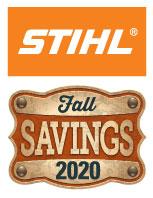 2020 STIHL Fall Specials