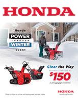 2021-2022 Honda Specials