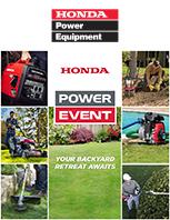 2021 Honda Spring Specials