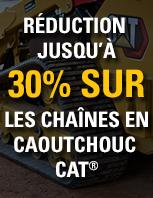 Cat Rubber Tracks FR