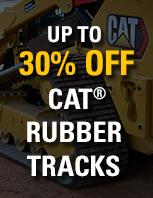 Cat Rubber Tracks