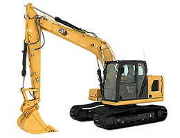 Cat Hydraulic Excavators Rental