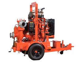 Pompes diesel à déchets (trash) 3-12''  Rental