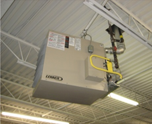 commercial heater 8