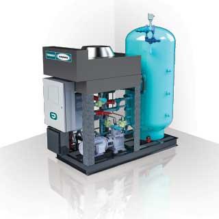 refrigerant leak response by CIMCO