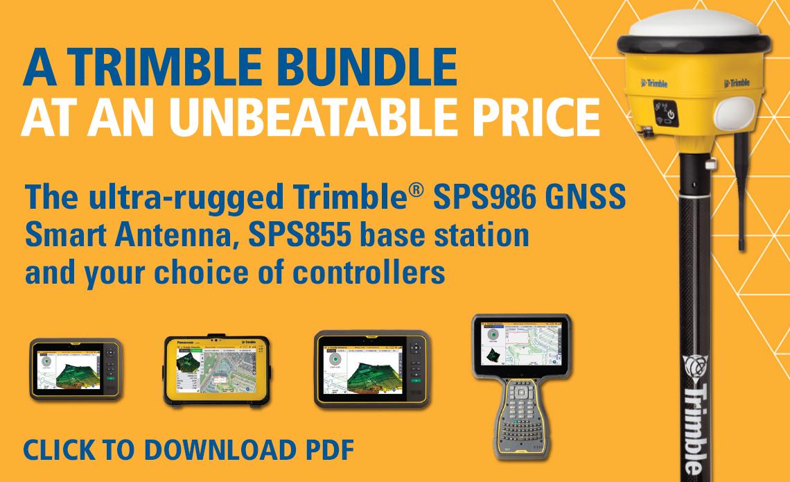 trimble bundle - promo