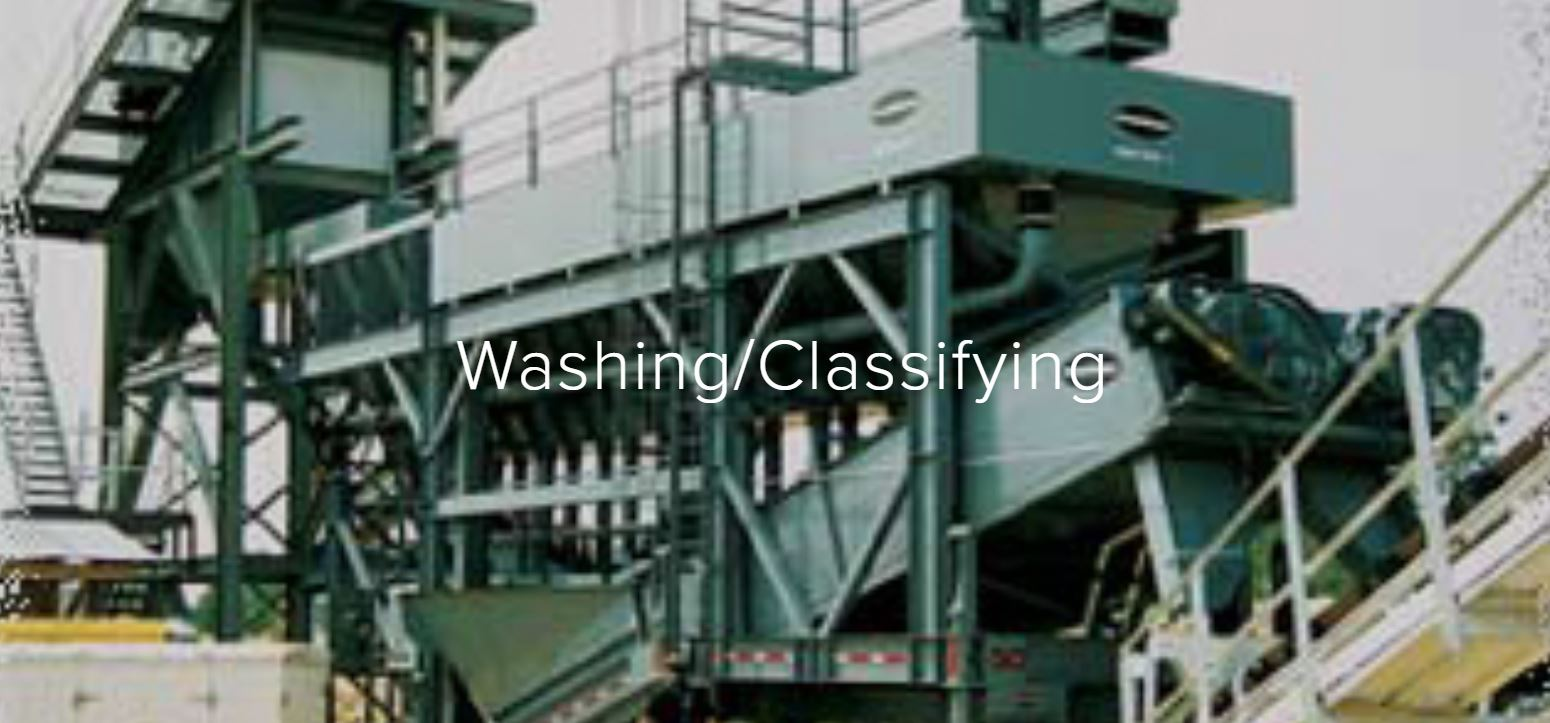 washing calssify