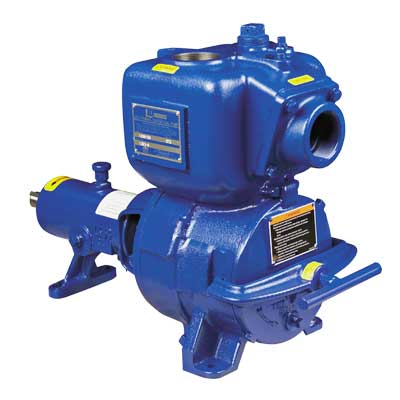 Electric Pump for Construction