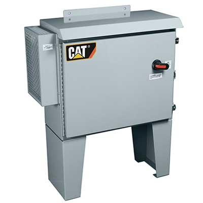 Cat generator start module