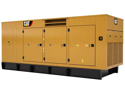 Cat Diesel Generators | 20 kW to 2 MW | Standby/Prime Power