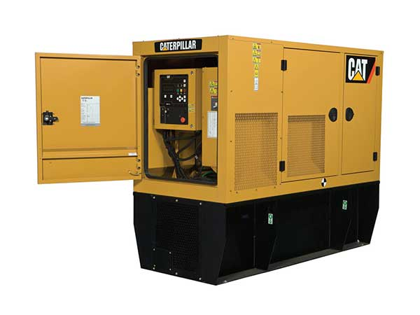 100 kw generator enclosure