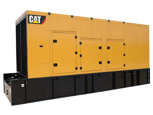 1000 kW diesel generator