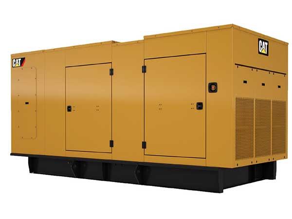 300 kW diesel generator
