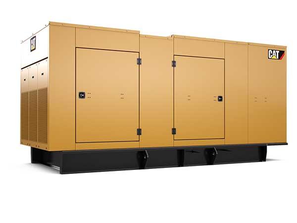 350 kW cat generator