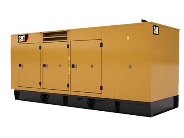 500 kW diesel generator