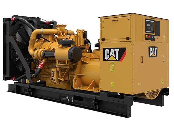 800 kW diesel generator C27
