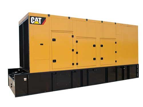 1000 kW standby diesel generator