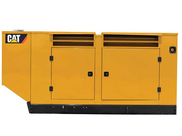 cat 150 kW genset enclosure