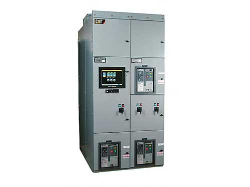 EPG Switchgear controls