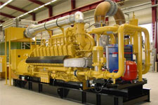 Combined Heat & Power Engine