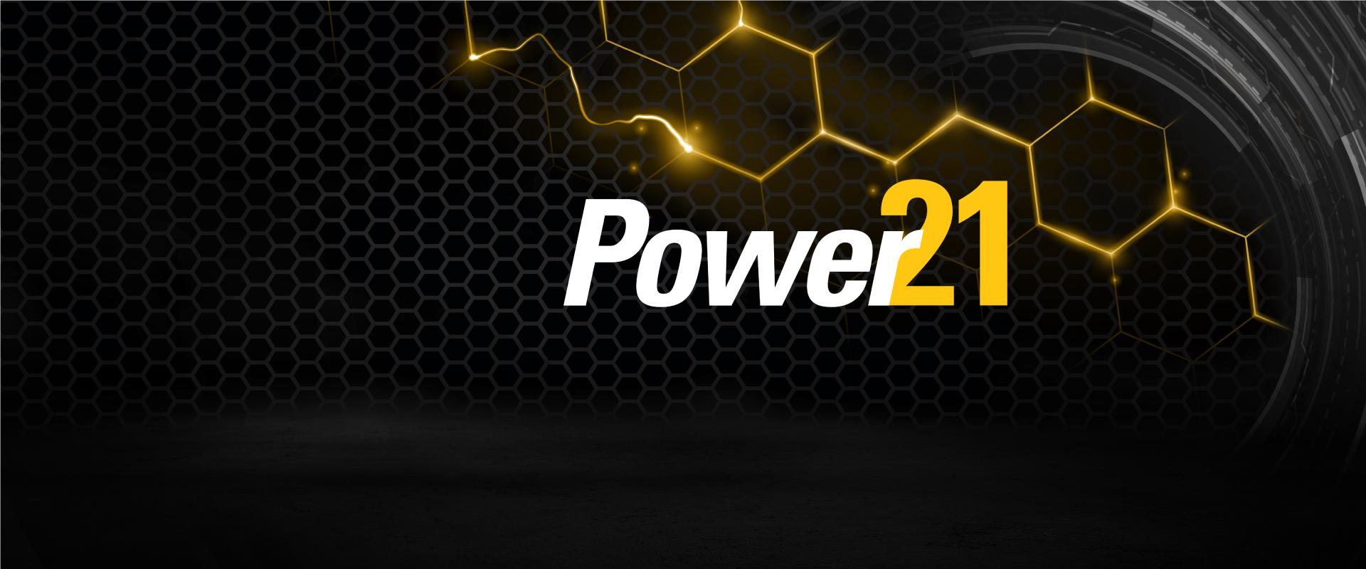 Power 21 Sustainability Webinar