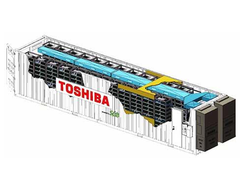 Battery storage for Global Adjustment