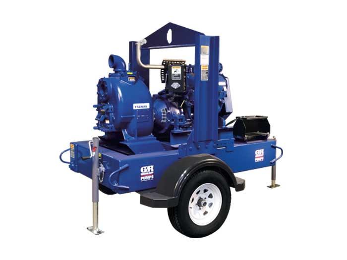 diesel pump rental