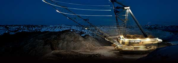 cat electric power for mining