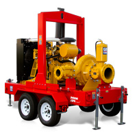 Rental Pumps   Submersible & Priming-assisted Toronto