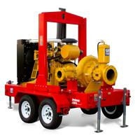 10 inch pump rental