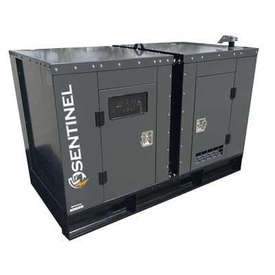 30 kW diesel generator
