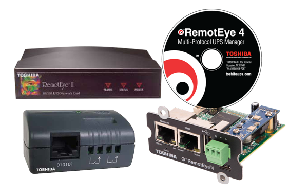 ups remote monitoring products