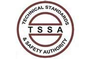 technical standards and safety authority complicance