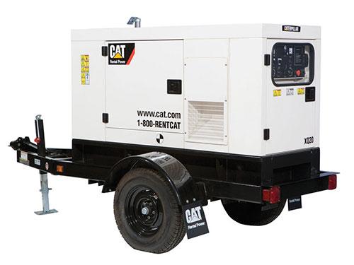 Natural Gas Generator Rental
