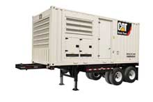 CAT rental generators