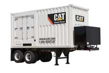 CAT 600 kw rental generator